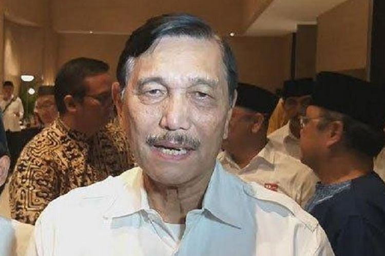 Luhut Soal Kasus Edhy Prabowo: KPK Jangan Berlebihan, Tidak Semua Orang Jelek