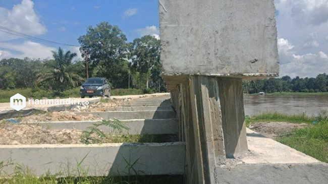 Kejati Riau Sebut Sudah Kantongi Nama Tersangka Kasus Ambruknya Turap Danau Tajwid