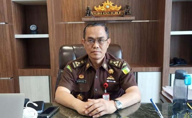 Diduga Dikorupsi, Jaksa Telusuri Aliran Penyaluran Bansos di Setdakab Siak Tahun 2014-2019