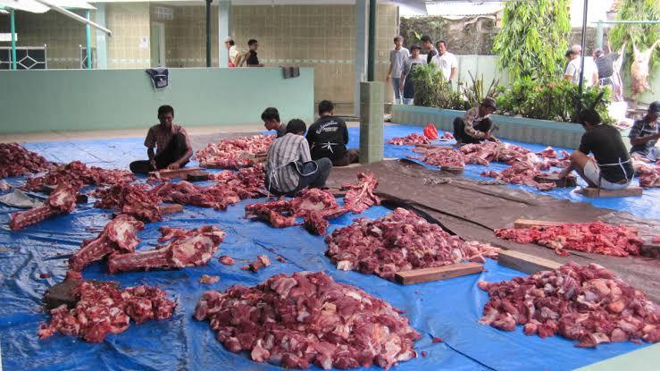 Daging Kurban tak Habis? Jangan Lakukan Ini Agar Kondisinya Awet