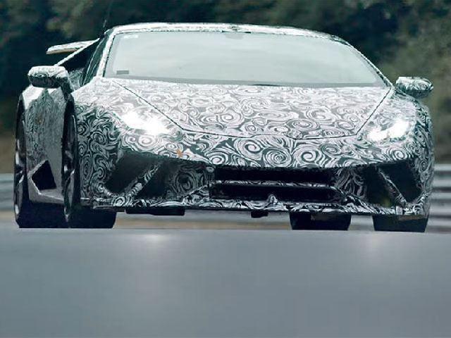 Lamborghini Huracan Performante Pecahkan Rekor di Nurburgring