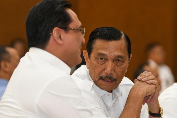 Biar Kapok, Luhut Usul yang Bersalah di Kasus Jiwasraya Dimiskinkan