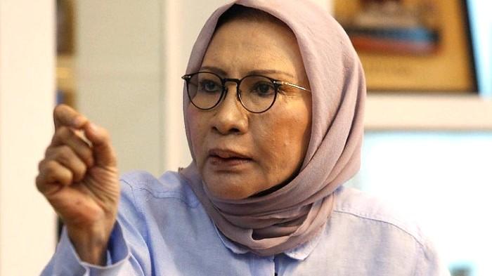 Ratna Sarumpaet Dipecat dari Timses Prabowo-Sandi