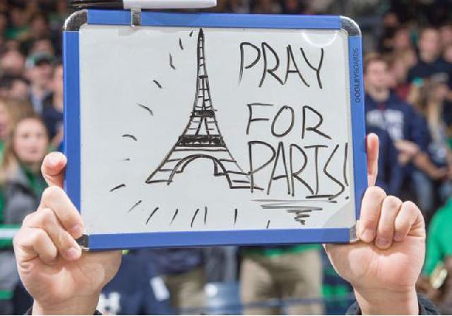 Teror, WNI di Paris Masih Syok