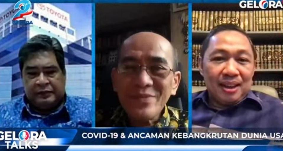Anis Matta: Mari Selamatkan Indonesia dari Ancaman Kebangkrutan