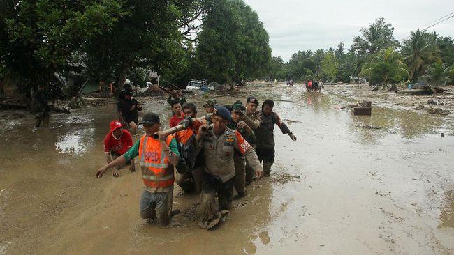 Korban Tewas Banjir Luwu Utara Menjadi 21 Orang
