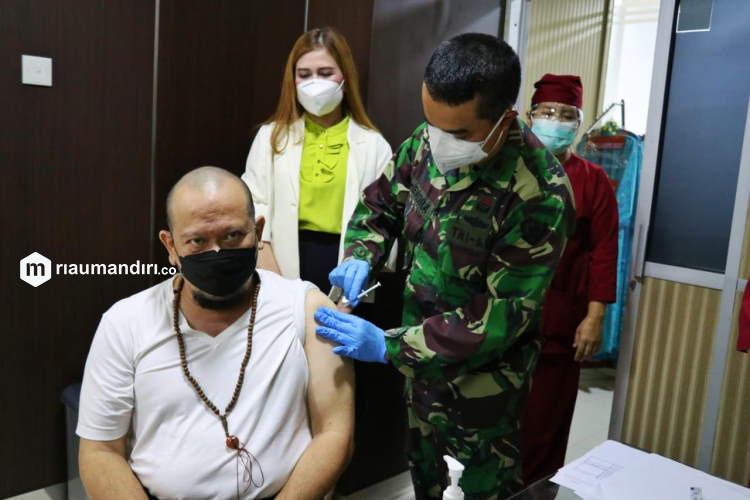 Tata Cara Pendaftaran Vaksinasi Lansia dan Petugas Publik