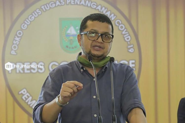 Gawat! Riau Pecahkan Rekor Kematian Harian, Ruang ICU Ventilator RS Penuh
