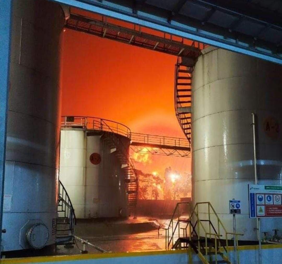 Kilang Pertamina Kembali Terbakar, Fraksi PKS: Pertahanan Energi Bisa Jebol