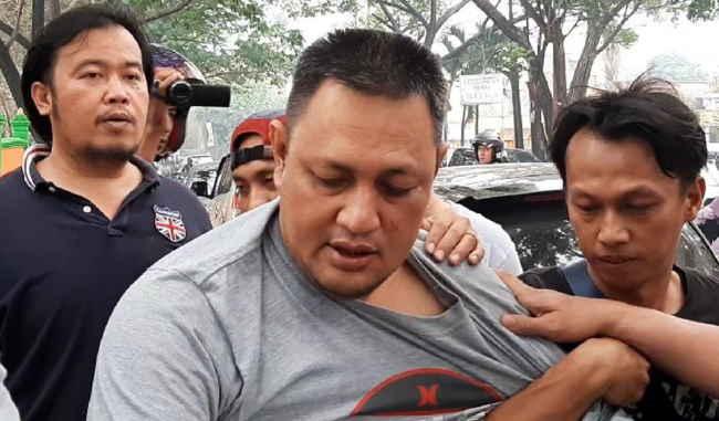 Dua Pelaku Pembunuhan PNS yang Mayatnya Dicor Divonis Seumur Hidup