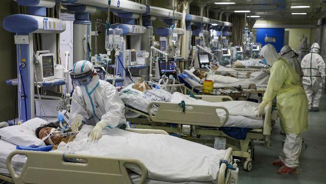 Rumah Sakit di Jepang Kewalahan Tangani Membludaknya Pasien Corona