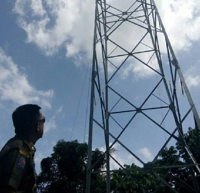 Tak Hanya Penghentian Penerbitan Izin, DPRD Minta Pemko Data Tower ilegal