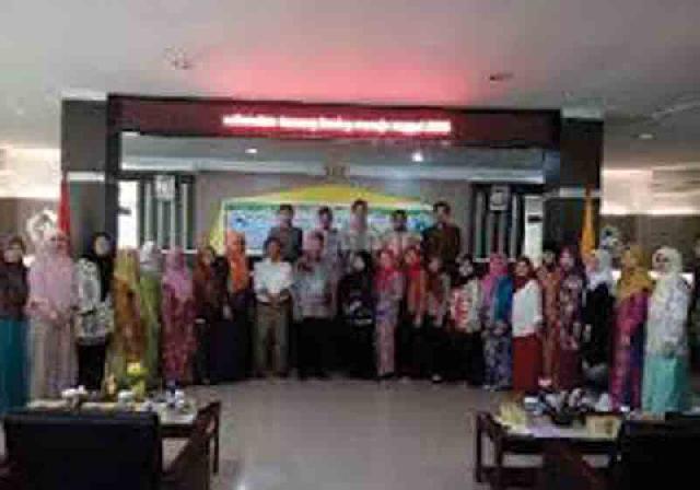 Unilak Taja Pelatihan  Penyusunan Proposal PKM