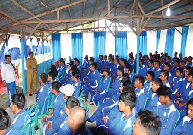 150 Anggota Dubalang Kampar Ikut Pelatihan