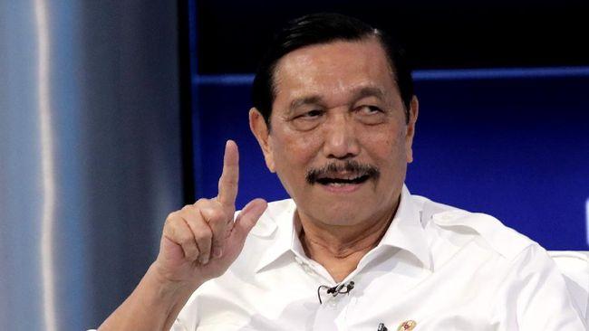 Luhut Minta Kreator Indonesia Bikin Game Tentang Pancasila dan UUD 45