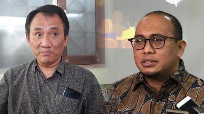 Bela Gubernur Irwan, Andre Minta Andi Arief Telepon Ketua Demokrat Sumbar