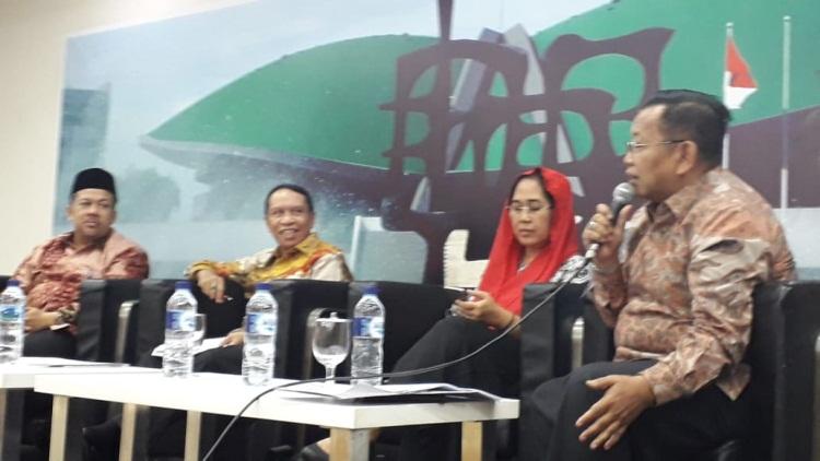 Ahmad Muqowam: Kalau Ingin Perkuat DPD Tanya DPR