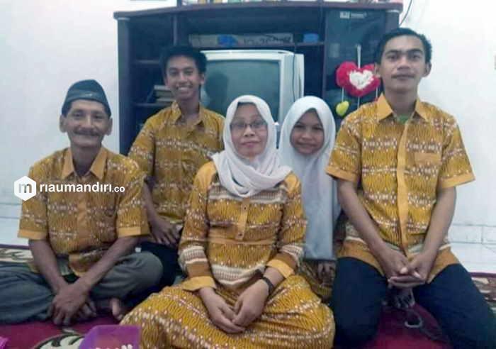 Cerita Keluarga Pengusaha Tahu Perawang yang Tenggelam di Sungai Siak