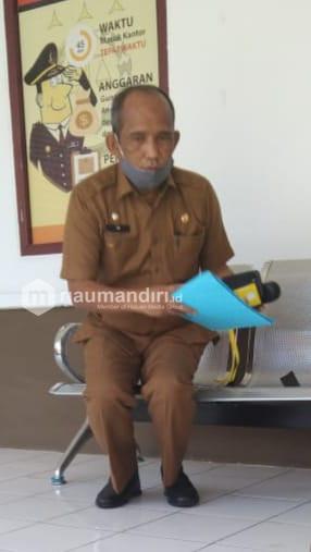 Sekda Pelalawan Tengku Mukhlis Diperiksa Terkait Korupsi