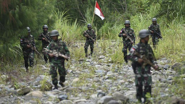 OPM dan TNI Kembali Baku Tembak, 1 Prajurit Tewas