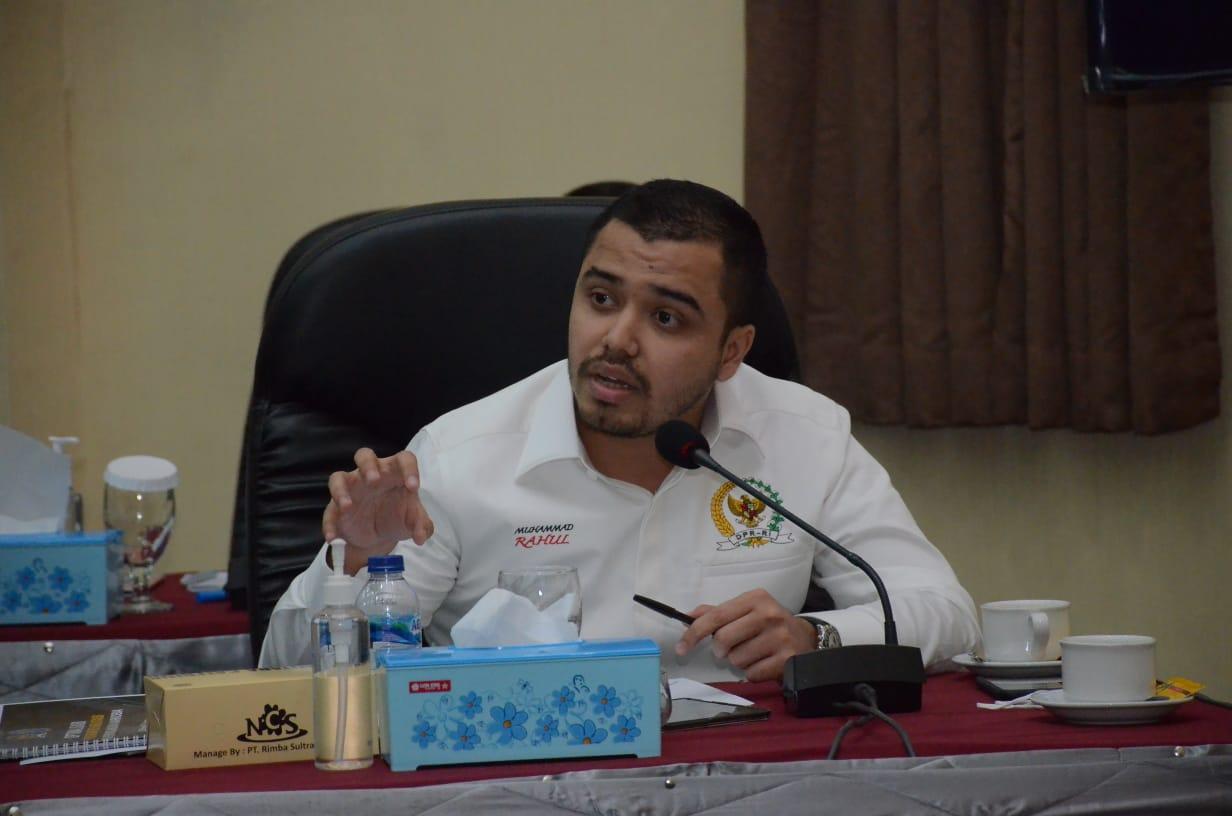 Anggota Komisi IIIDPR Minta Kapolda Riau MenindakTempat Hiburan Malam Abaikan Prokes