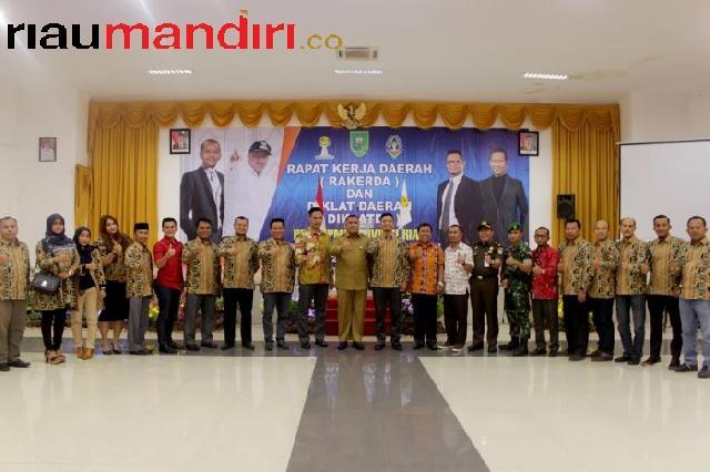 Hipmi Riau Tetapkan Musda di Inhil - Riaumandiri.co