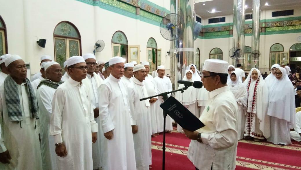 Said Hasyim Pimpin IPHI Meranti Masa Bakti 2018-2023
