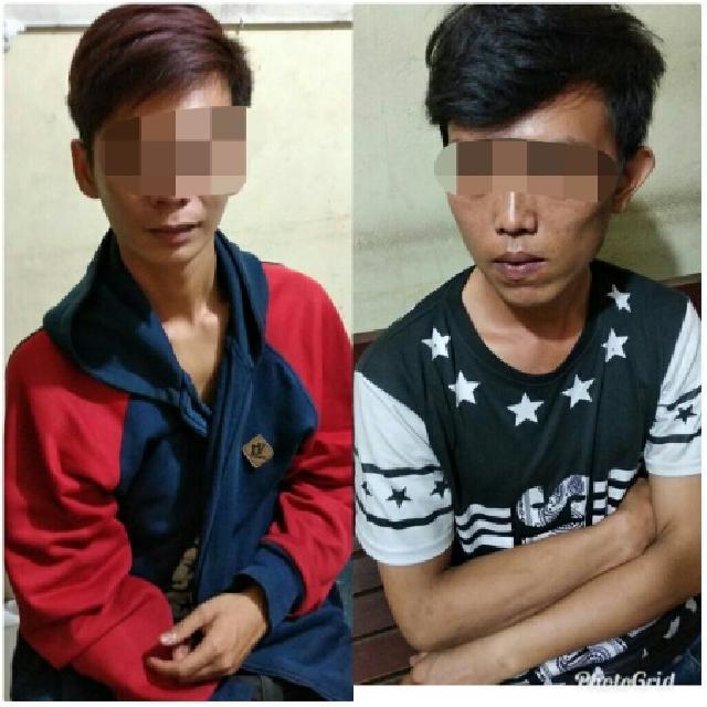 Lakukan Pengeroyokan, Dua Pemuda Pandau Jaya Ditangkap Polisi