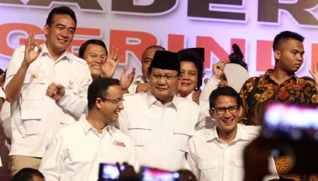 Anies-Sandi Sah Jadi Gubernur dan Wagub DKI Jakarta Terpilih 2017-2022