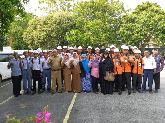 Dorong Peningkatan SDM, Dua SMK di Riau Kerja Sama dengan RAPP