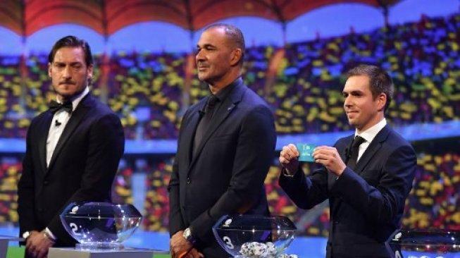 Ini Undian Piala Eropa 2020: Jerman, Prancis dan Portugal Jadi Satu Grup