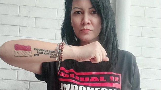 RUU Cipta Kerja Disahkan, Melanie Subono: Sakit Hati, Kayak Dikhianati Habis-habisan