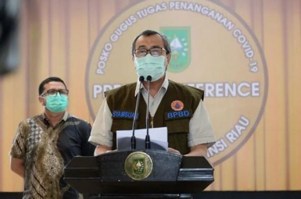 Libur Panjang, Setiap Orang yang Masuk-Keluar Riau Wajib Tunjukkan Hasil Rapid Test