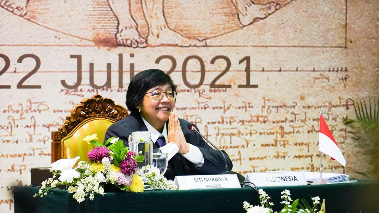 Menteri LHK: Negara G20 Miliki Tanggung Jawab jadi Katalis Global Capaian SDGs