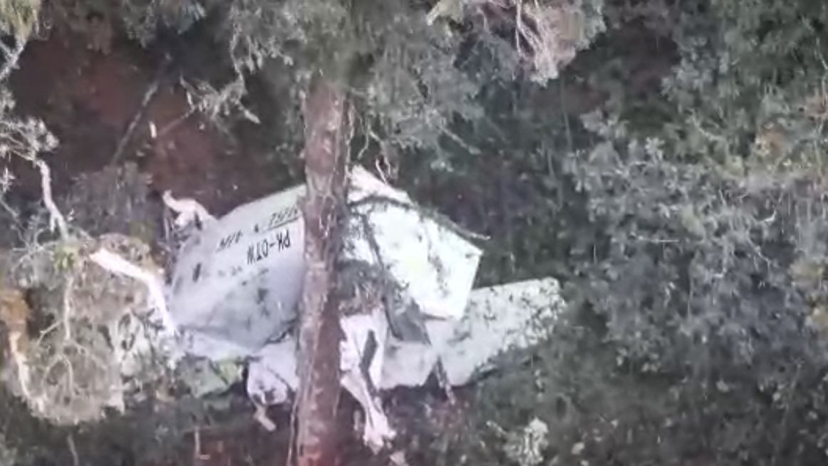 3 Kru Pesawat Rimbun Air Ditemukan Tewas