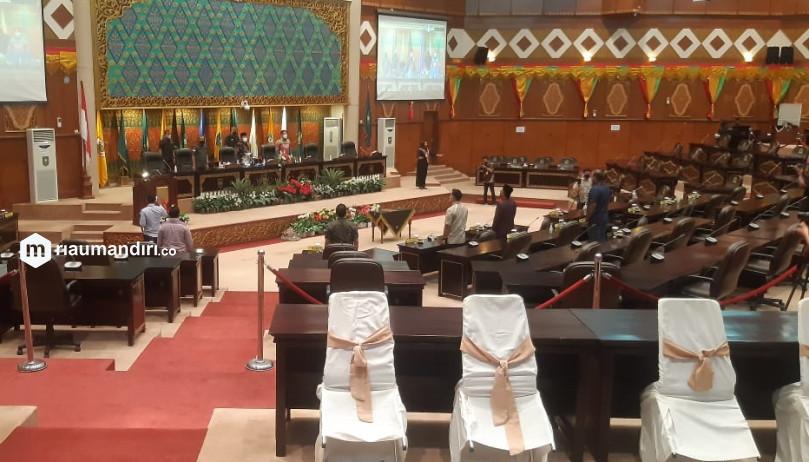 APBD-P Riau TA 2021 Masih Fokus untuk Penanganan Covid-19