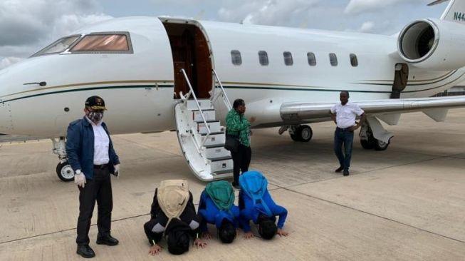 Operasi Senyap! Indonesia Berhasil Bebaskan WNI yang Diculik Perompak Nigeria