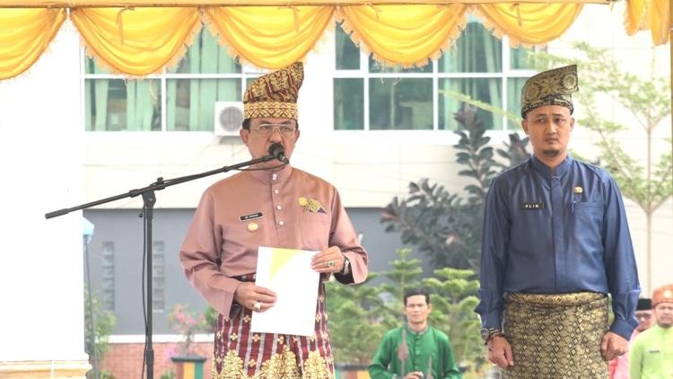 Bupati Inhil: Kebudayaan Melayu Sebagai Pilar Penopang Kebudayaan Nasional