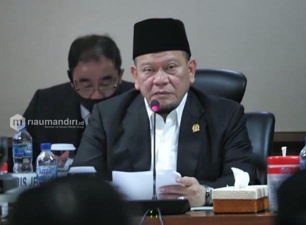 Parodi Lagu Indonesia Raya, Ketua DPD RI Desak Pemerintah Kirim Nota Keberatan pada Malaysia