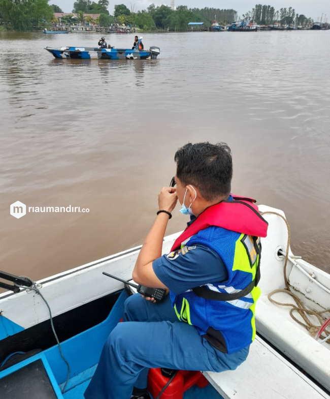 Soal Kecelakaan Penumpang Pompong di Tualang, Ini Respons Kepala Syahbandar