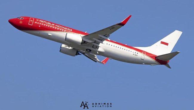 Pesawat Kepresidenan Jadi Merah, Andi Arief: Warna Corona