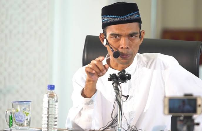 Ceramah di Masjid UII, UAS: Ada Neraka untuk yang Tidak Gunakan Akal