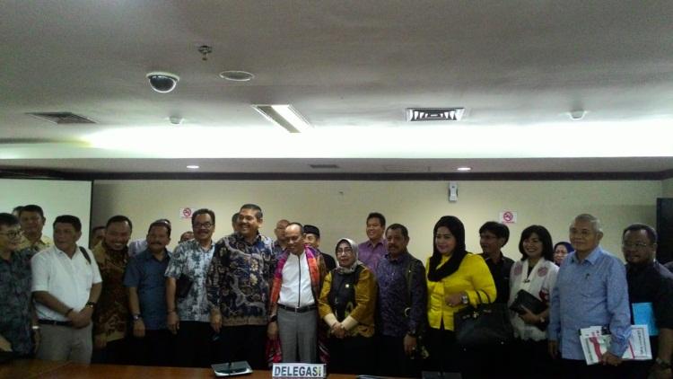 DPD: Regulasi Dana Bagi Hasil Perkebunan Sawit Harus Dikaji Ulang
