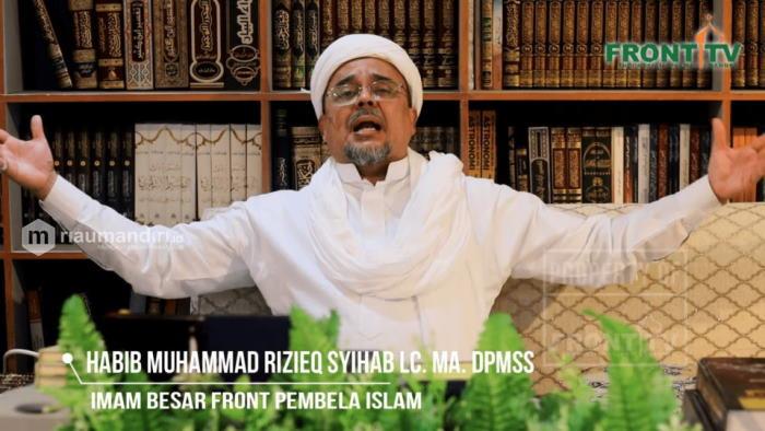 Rapat DPR Masih Ada Saat Corona, Habib Rizieq Instruksikan Umat Juga Tetap Salat Jumat dengan Syarat