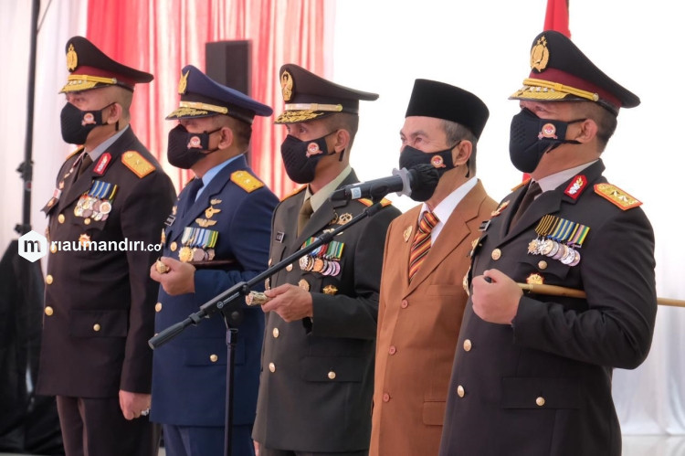Presiden Jokowi Puji Kapolda Riau karena 2 Hal Ini
