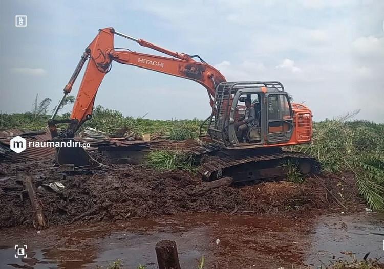 Rumah Edi Rata dengan Tanah, Eksekusi PN Dumai Dinilai Salah Objek