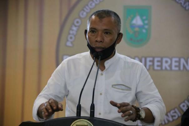 Kepala Disdik Riau: SKB 3 Menteri Tak Ada Masalah