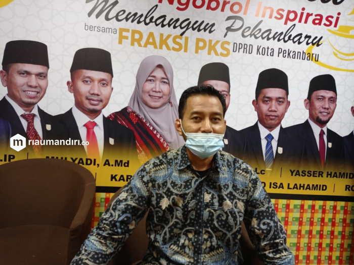 Riau Vaksinasi Hari Ini, Fraksi PKS: Vaksinnya Belum Meyakinkan