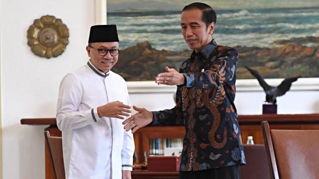 PAN Bantah Incar Kursi Menteri, IPR: Tak Ada Makan Siang Gratis