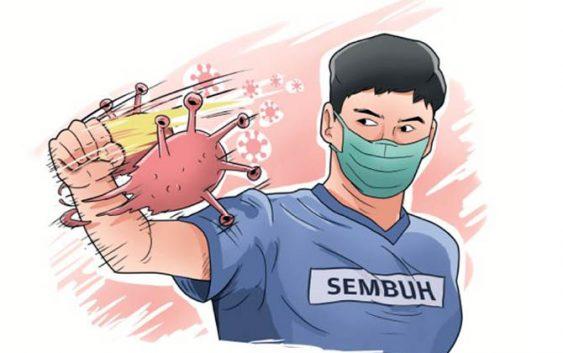 Sudah 1.345 Pasien yang Sembuh Covid-19 di Riau